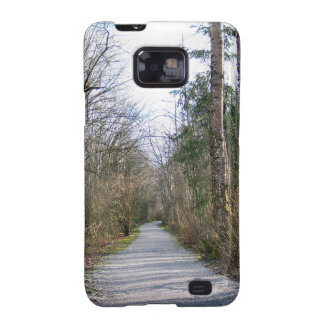 Sun-kissed Winter Branches Samsung Galaxy SII Cover