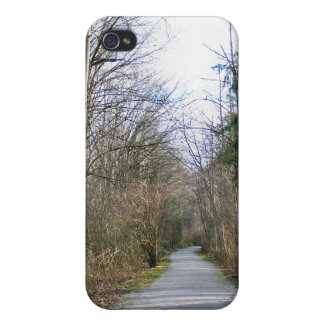 Sun-kissed Winter Branches iPhone 4/4S Covers