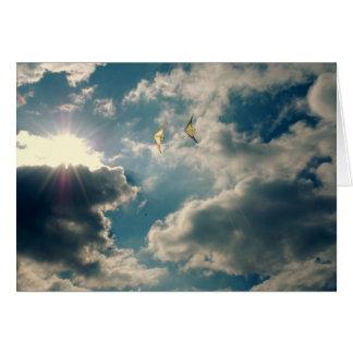 Sun Kites Cards