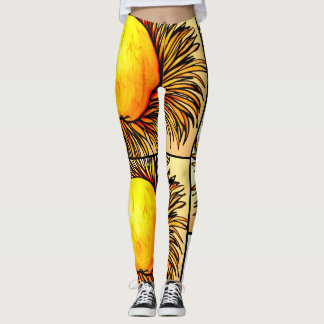 Sun leggings