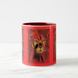 SUN LION Two-Tone MUG