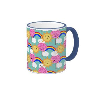 Sun Lolly Rainbow, mug