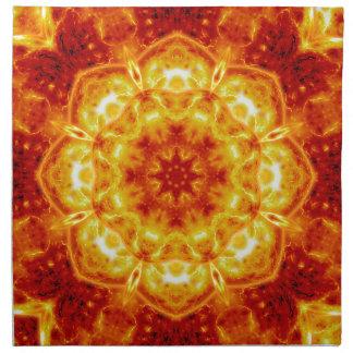 Sun Lotus.jpg Napkin