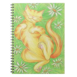 Sun Lover notebook