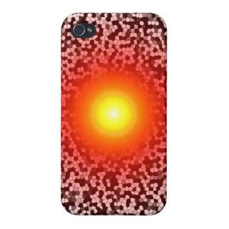 Sun Magic Book Case For iPhone 4