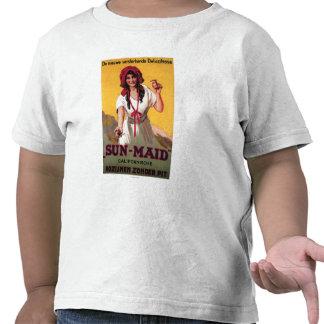 Sun-Maid California Raisin Poster Tshirts
