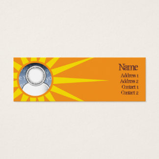 Sun Mini Business Card