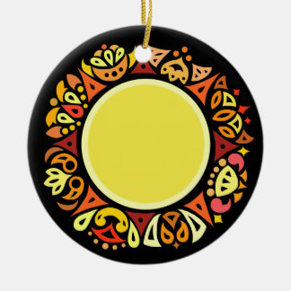 Sun, Moon, and Stars Ornament