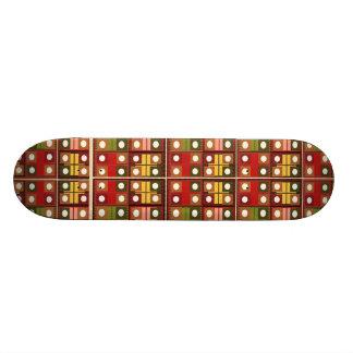 SUN Moon Bindi Shine Design Skate Boards