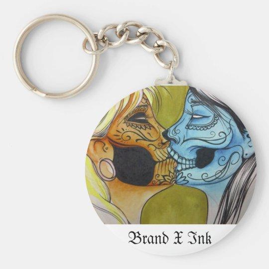 Sun & Moon Keychain
