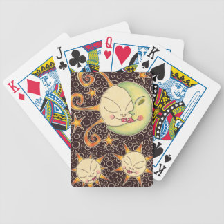 Sun & Moon Playing Cards