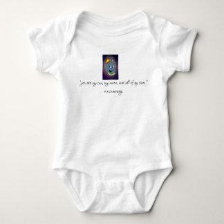 Sun, Moon, & Stars Baby Bodysuit