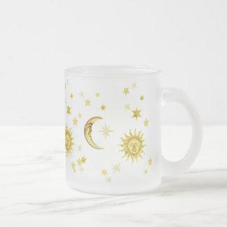 Sun Moon Stars Mug