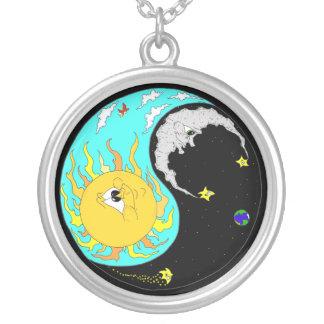 Sun Moon Symbol Jewelry