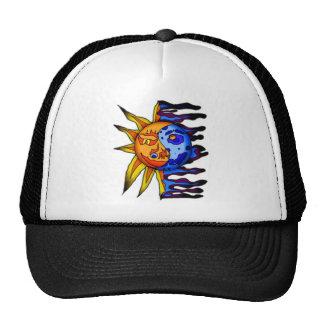 Sun / Moon Yin Yang Cap