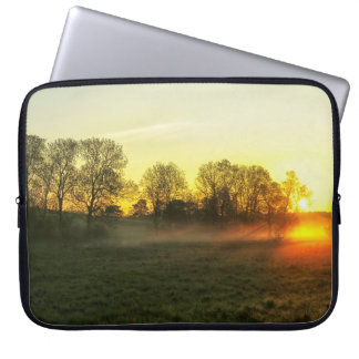 Sun morning joint laptop computer sleeves