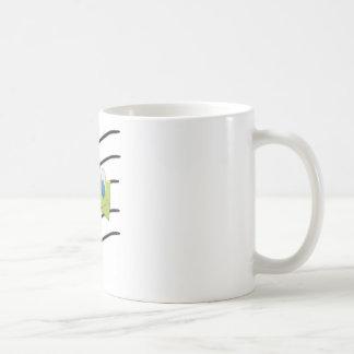 Sun - Musical Notes Mug