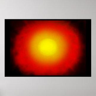 Sun Nova 36x24 print
