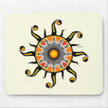 Sun of A Basket Mouse Pads