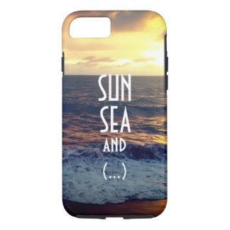 Sun of Maceió iPhone 8/7 Case