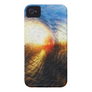 Sun On The Horizon Case-Mate iPhone 4 Cases