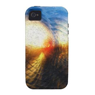 Sun On The Horizon iPhone 4/4S Case