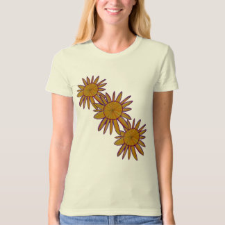 Sun or Flower T-shirt