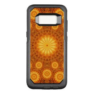 Sun Orbs Mandala OtterBox Commuter Samsung Galaxy S8 Case