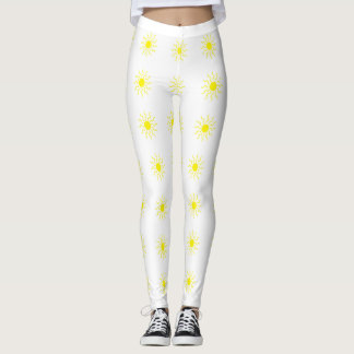 Sun Outline Leggings