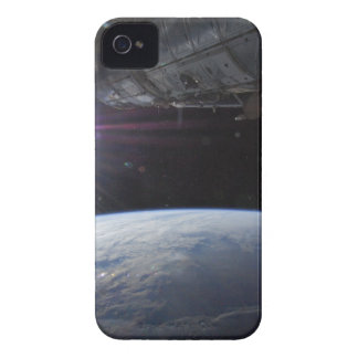 Sun Over Earth's Horizon iPhone 4 Cases