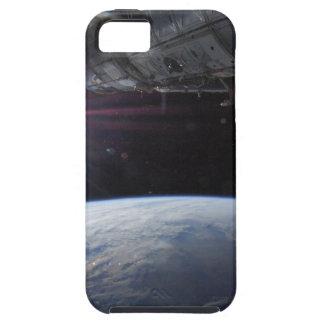 Sun Over Earth's Horizon Tough iPhone 5 Case