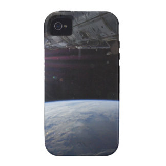 Sun Over Earth's Horizon Vibe iPhone 4 Cases