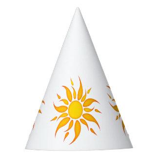 Sun Party Hat