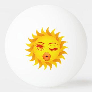 Sun Ping Pong Ball