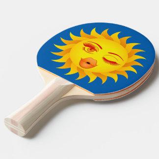 Sun Ping Pong Paddle
