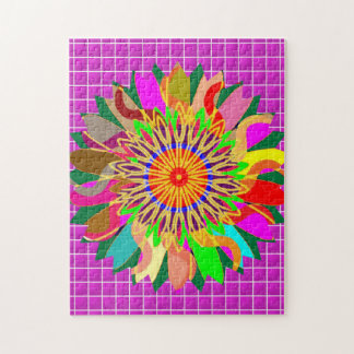 SUN Planet CHAKRA Art:  Source of Life on Earth Jigsaw Puzzle
