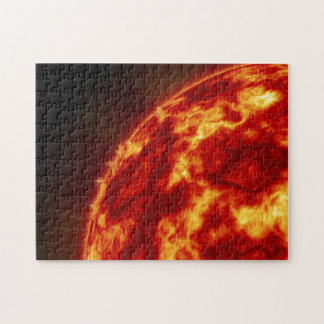 Sun power jigsaw puzzle