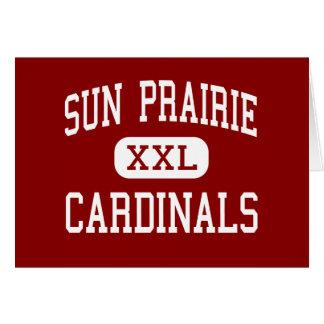 Sun Prairie - Cardinals - High - Sun Prairie Card