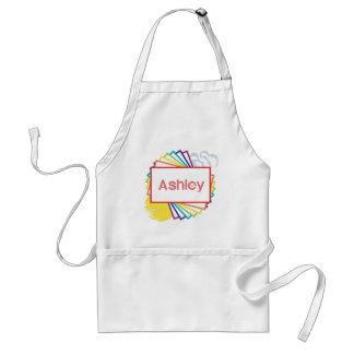 Sun & Rainbow for Ashley Standard Apron