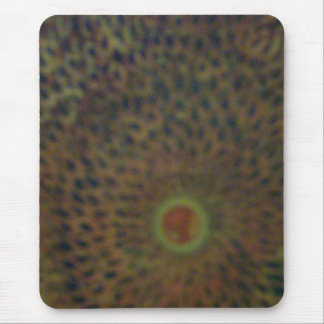 Sun Rays Mouse Pad