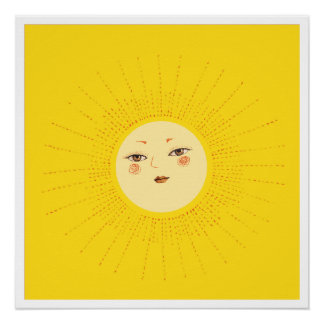 Sun - Rise and Shine (Noon) Poster