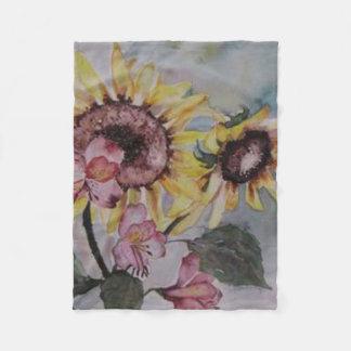 Sun Rise - Fleece Blanket