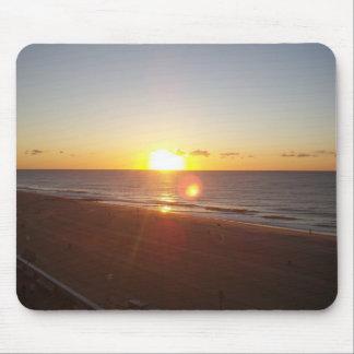 Sun Rising on the Atlantic Ocean Mouse Mat