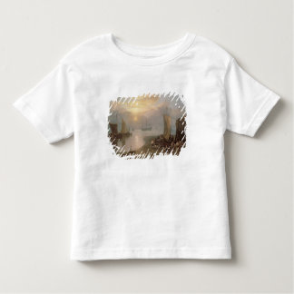 Sun Rising Through Vapour Toddler T-Shirt