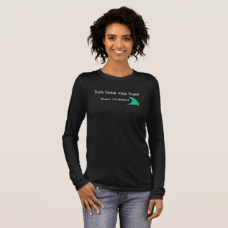Sun Sand and Surf - Malibu California T-shirt