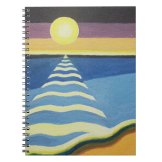 Sun Sea and Sand 2003 Spiral Note Book