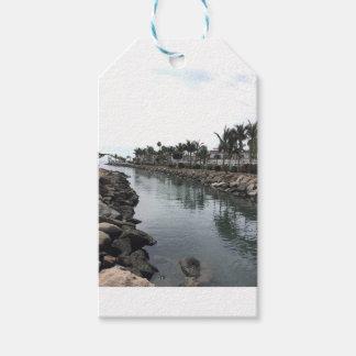 Sun Sea Gift Tags