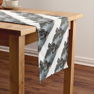 Sun Sea Short Table Runner
