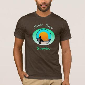 Sun Sea Surfin T-Shirt