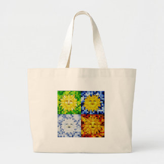Sun Seasons Jumbo Tote Bag